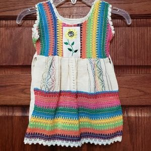 Oaxacan Girls Dress
